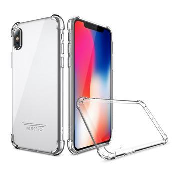 Cheapest price 2019 Shockproof clear smart phone bumper Transparent tpu Case For iPhone 6s 6 7 8 plus X XR XS MAX 11 Xi