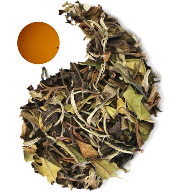 2020 Chinese white tea Organic loose leaf white peony Bai Mu Dan - 4uTea   4uTea.com