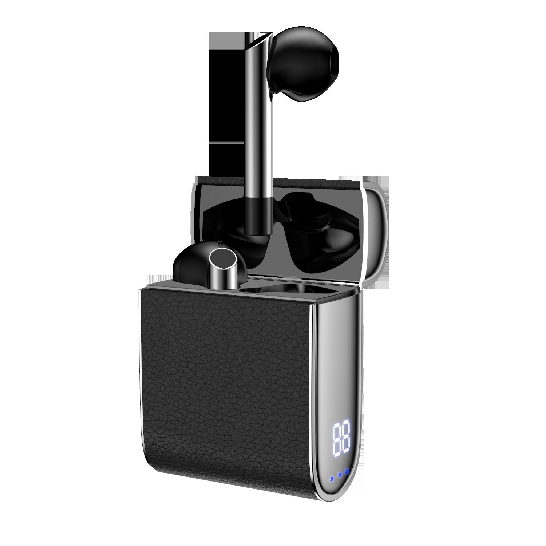 Wireless Earbuds, Stereo Bluetooth Headphones Earphone Lightweight Hands Free Earbuds