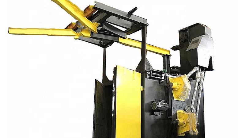 Q37 Hook Type Shoot Blasting Equipment Machinery