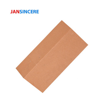 Jansincere Fire Clay Bricks Suppliers Handmade Low Creep Fire Clay Brick