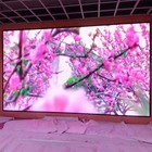 OEM Support LED Display Indoor P4 Screen Easy Instalaltion Front/Rear Maintenance