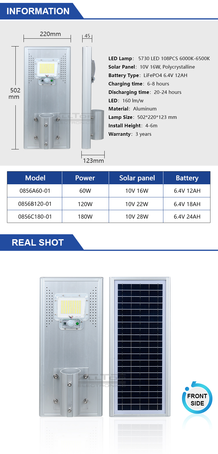 ALLTOP high-quality commercial solar street lights functional wholesale-7