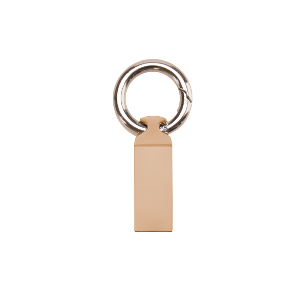 USB Pendrive Metal 1/2/4/8/16GB Ultra Mini USB Keychain Personalized Gadgets Brand Promotion USB <strong>Flash</strong>