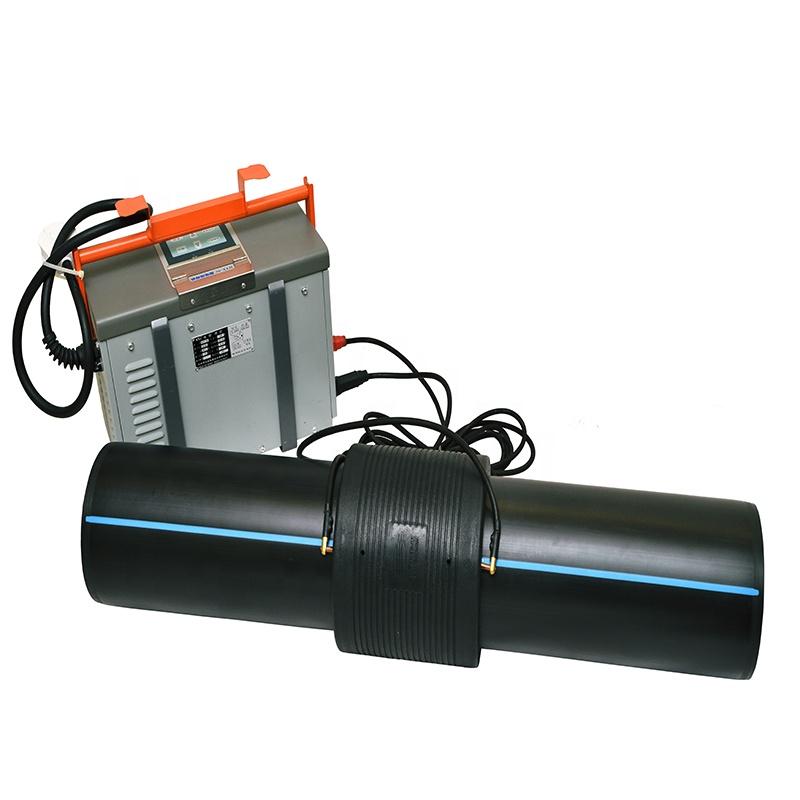 DN 400 mm industrial tubo de drenagem com a instalação fácil do fio de aço reforçado tubo de plástico para abastecimento de água