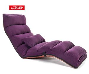 Adjustable single tatami sofa cum bed sofa chair floor chair floor sofa bed for wholesales Multifunctional folding bed
