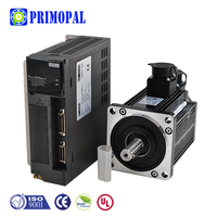 220v 1.5kw 3000rpm synchronous brushless digital generator motion juki 3m cable ac servo motor and driver delta adtech