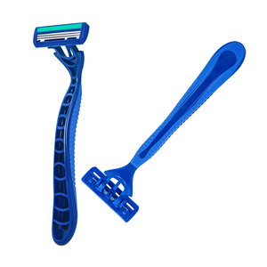 HW-B367DL Cheap Wholesale Best Selling Three 3 Blades Sharp Manual Razor