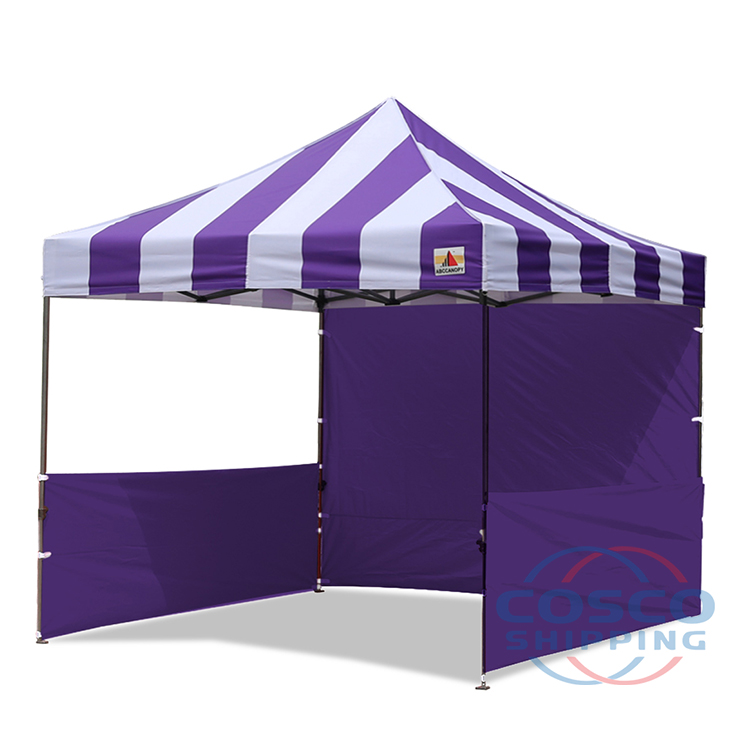 Outdoor even pop up trade show aluminium folding tent