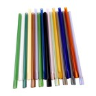 manufacturer Lampworking colorful colored pyrex glass tube