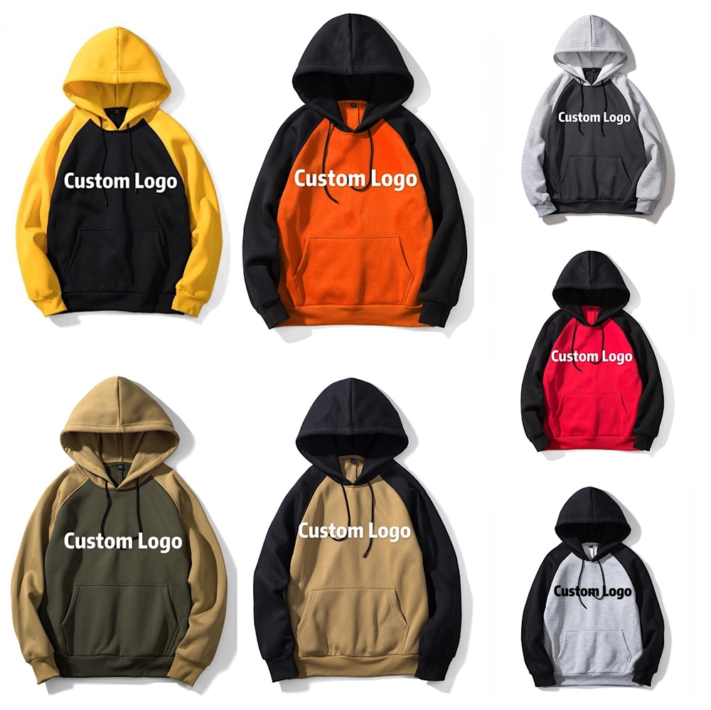 Cheap XXXXL Oversized Screen Printing Embroidered Multi Colored Huggle Couple Jumper New Design  Plain Hoodies Streetwear Men