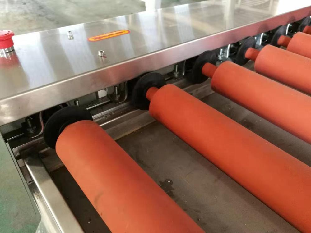 만들기 곡선 열 흡수 용광로 강화 테스터 공장 유리 세탁기 브러쉬