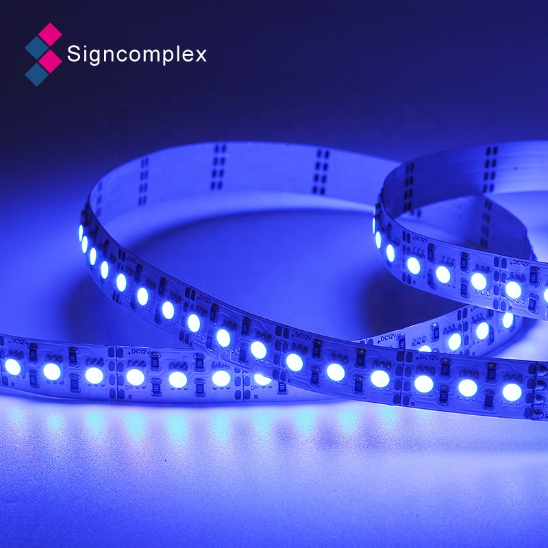Brand New Adressable Rgb 5M Led Strip Rope Light Suppliers Made In China