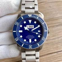 Мужские часы, рольксальные часы, наручные часы, автоматические механические Miyota Move, мужские часы из нержавеющей стали, сапфировые водонепро...(Китай)