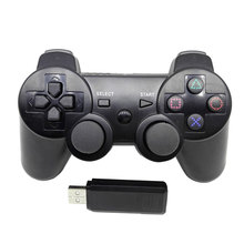 Voor <span class=keywords><strong>PS3</strong></span> 2.4G draadloze controller Dubbele Shock gaming joypads voor <span class=keywords><strong>PS3</strong></span> gamepad <span class=keywords><strong>joystick</strong></span>