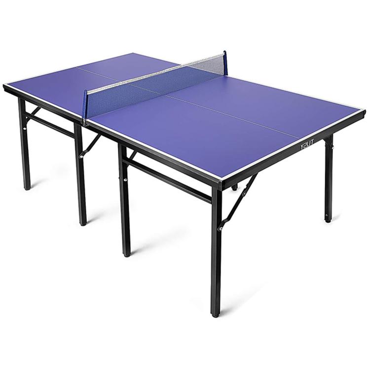 Открытый SMC Настольный теннис стол с высококачественной стальной сеткой