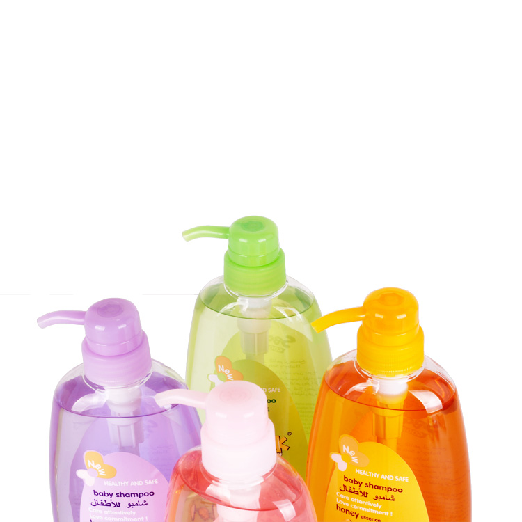 Household baby body wash shampoo and baby care products in high quanlity