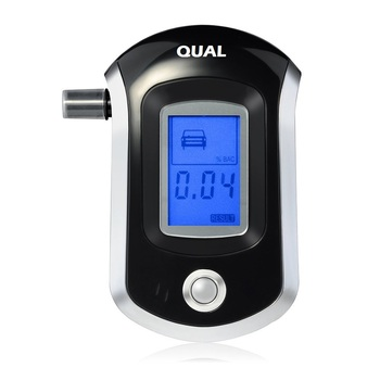 Alcoscan Mouthpiece Detector /Breathalyzer/Professional Alcohol Breath tester AT6000