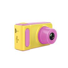 2020 цифровая камера 1080P мини-камера для детей, милая мультяшная камера, многофункциональная игрушечная камера, детские игрушки(Китай)