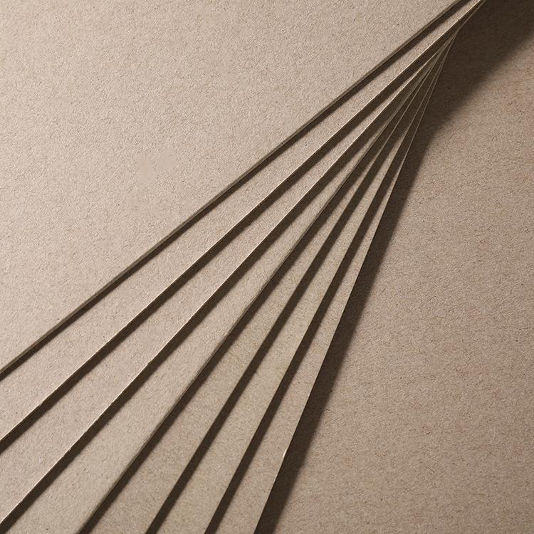 30 Sheets/Pack Factory Hardwood Paper Kraft Chipboard Handmade Paper