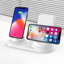 gadgets 2019 technologies 3 in 1 wireless charger for smart phones UV03