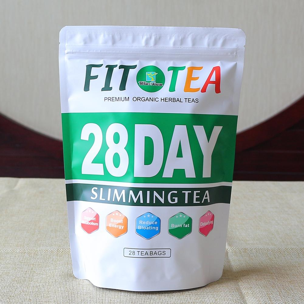 Fit tea 28 days weight loss slimming tea for colon cleanse and burn fat - 4uTea | 4uTea.com