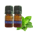 100% pure essential oil set 10ml essential oil flavors peppermint free sample