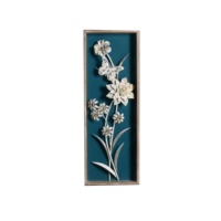 MAYCO NEW Decorative Flower Hangings Wall Metal Wall Hangings for Home Decor