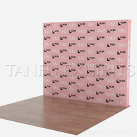Custom Trade Show Pop Up Display Booth