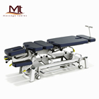 Fairworth-360 Electric Stationary Adjusting Portable Folding Lightweight Foldable Traction Chiropractic Drop Table