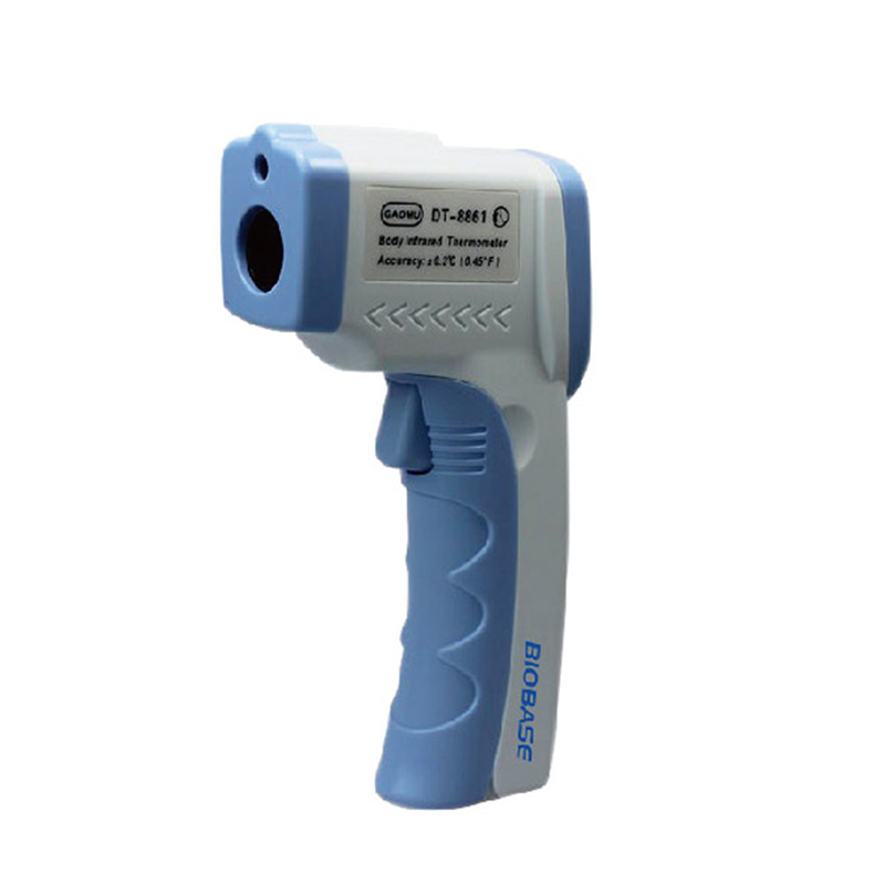 BIOBASE portable hospitals and families use Laser Infrared Thermometer - KingCare | KingCare.net