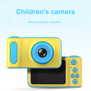 Children Camera Kids Digital Camera Toy 1080p HD 2inch Large Screen Cute Mini Camera Toy Children Birthday Gift Educational Toy
