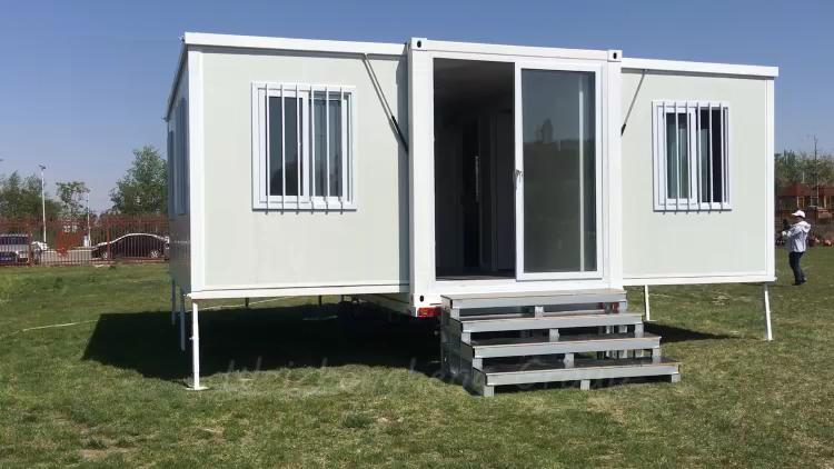 الجاهزة رخيصة فاخر 5 غرف نوم خزان سابق التصنيع وحدات موبايل بيت بيوت للبيع
