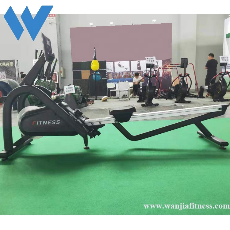 High quality Indoor gym magnetic rower fitness commercial water rower