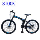 Wholesale bicycle mountain bike/hot sale full suspension mountainbike / high quality fashional mtb cycle for sale