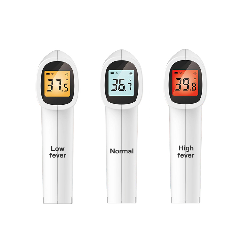 Spot Handheld Non-Contact Infrared Thermometer Forehead Thermometer digital thermometer - KingCare | KingCare.net