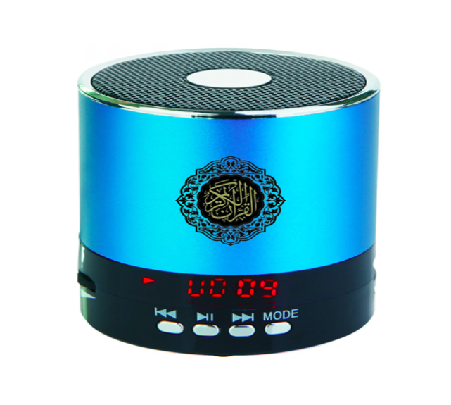 SQ-168 High quality Multifunctional Quran player speaker with remote control