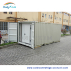 20ft container cold room and reefer for frozen meat