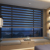 economy customized 38mm zebra roller blinds