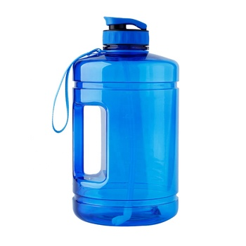 2020 New arrival BPA free gym motivational 1 gallon bottle