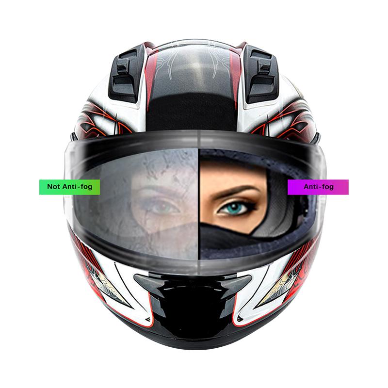 Venta al por mayor espejo para casco Compre online los