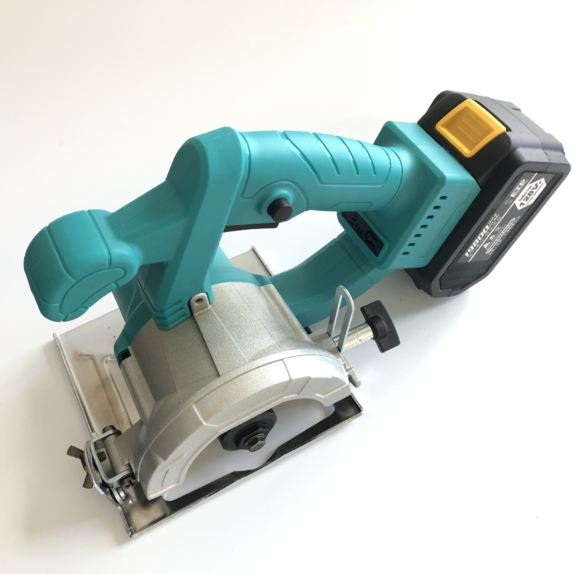 Li-ion Buzz-saw Cordless Electric Annular Saw Logging Ring Saw Metal Cutting Electric Circular Saw Ceramic Tile Cutting Machine