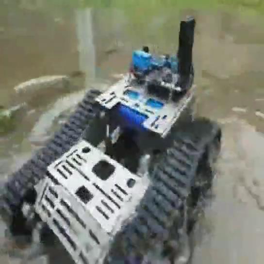 로봇 고무 궤도 GF-B 농업 잔디 깎는 기계 수확 snowmobile 궤도는 소형 굴착기는