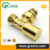 General Water Valve Brass Angle Spring Check Valve For Water