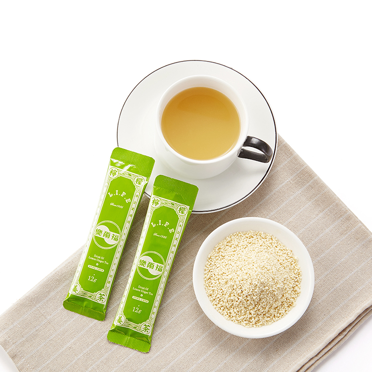 wholesale moringa organic lemon ginger tea granules powder