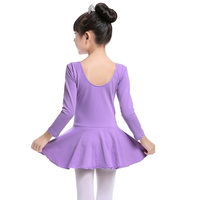wholesale solid color dance costumes for Girls ballet tutu dress