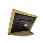 Lcd Digital Photoframe Wooden Video Player Led Advertising TV