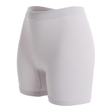 Mid-Rise Custom Design Naadloze Vrouwen Boyshort Shorts Underpants Security Broek Stretchy Sexy Boxers Dames <span class=keywords><strong>Ondergoed</strong></span> Slipje