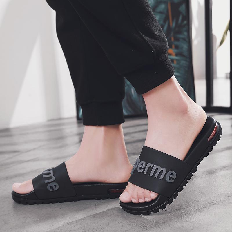 Slipper Rubber Pvc Air Blowing Outsole Cushion Custom Slide Men Kids Blown Shoes Sandal Man