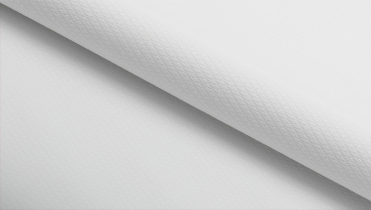 Promotion fabric White 100% Cotton  Woven Plain Dyed  Jacquard  shirt fabric for Garment